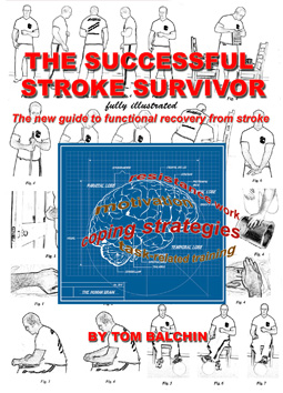 stroke survivor physiotherapy book image